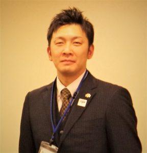青山さん(北見RC)